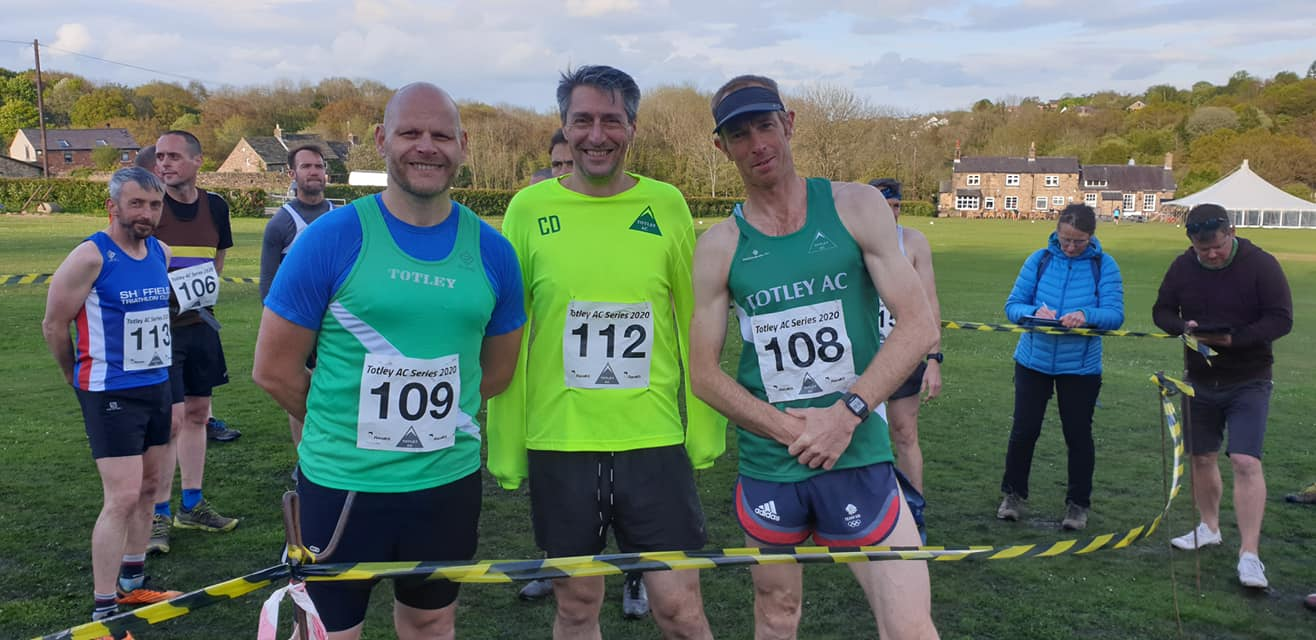 Totley Moor Fell Race 21